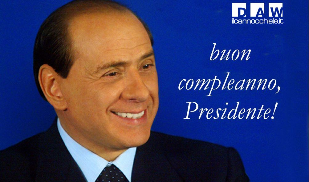 Berlusconi Auguri!