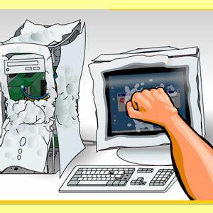 distruggere il computer