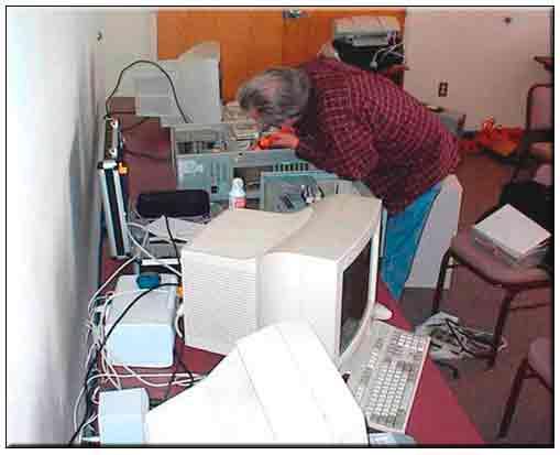 Fixare i computer degli altri!